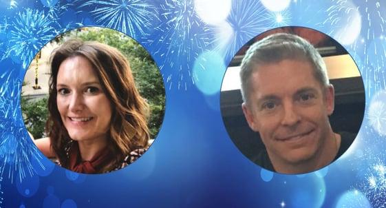 Celebrate Jeff & Elena