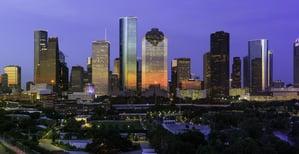 Houston Skyline 2 - Resized