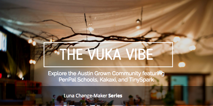 The Vuka Vibe: Austin Grown Coworking and its Change-Makers
